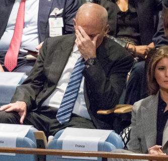 UNGA John Kelly reaction
