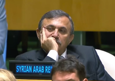 UNGA Syria reaction