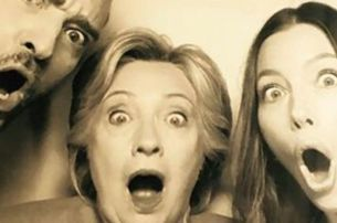 Jessica-Biel-Justin-Timberlake-and-Hillary-Clinton