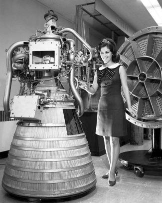 Miss NASA 1968-1969