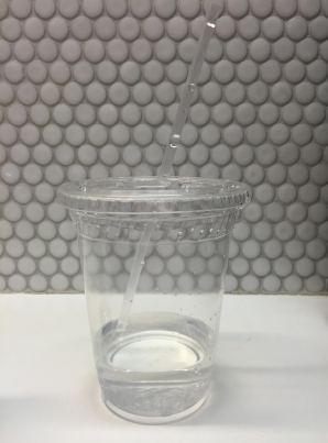 Ogilvy plastic cup
