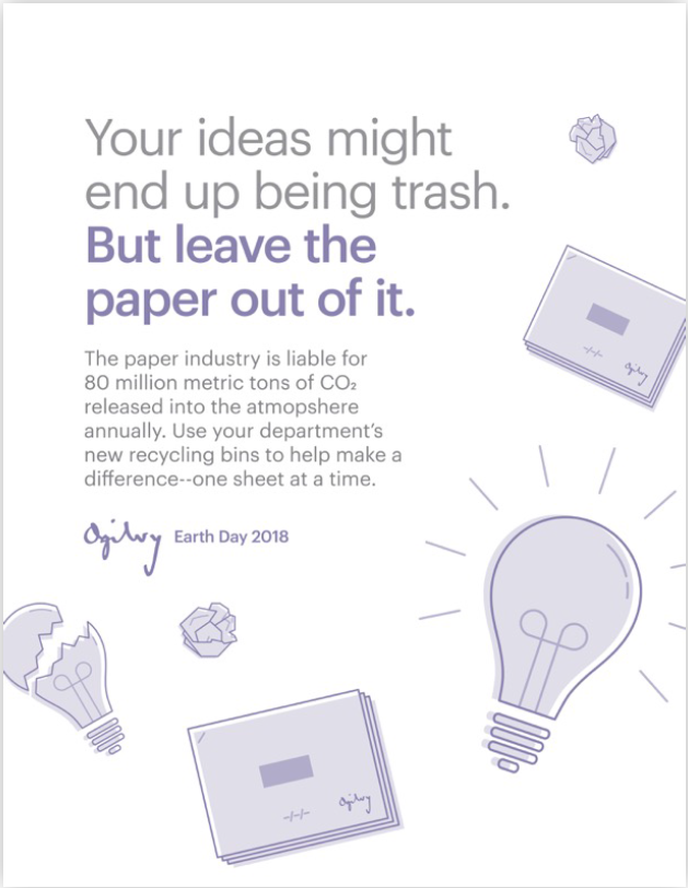 ED ideas poster