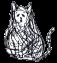 Karina doodle cat