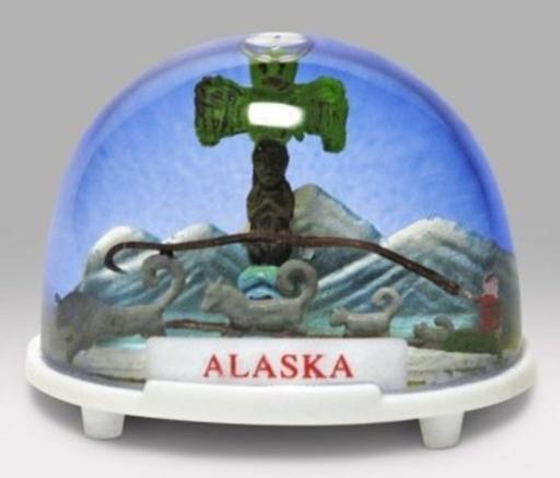 Alaska Snowglobe
